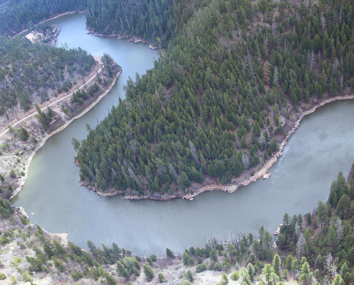 C.C. Cragin Reservoir