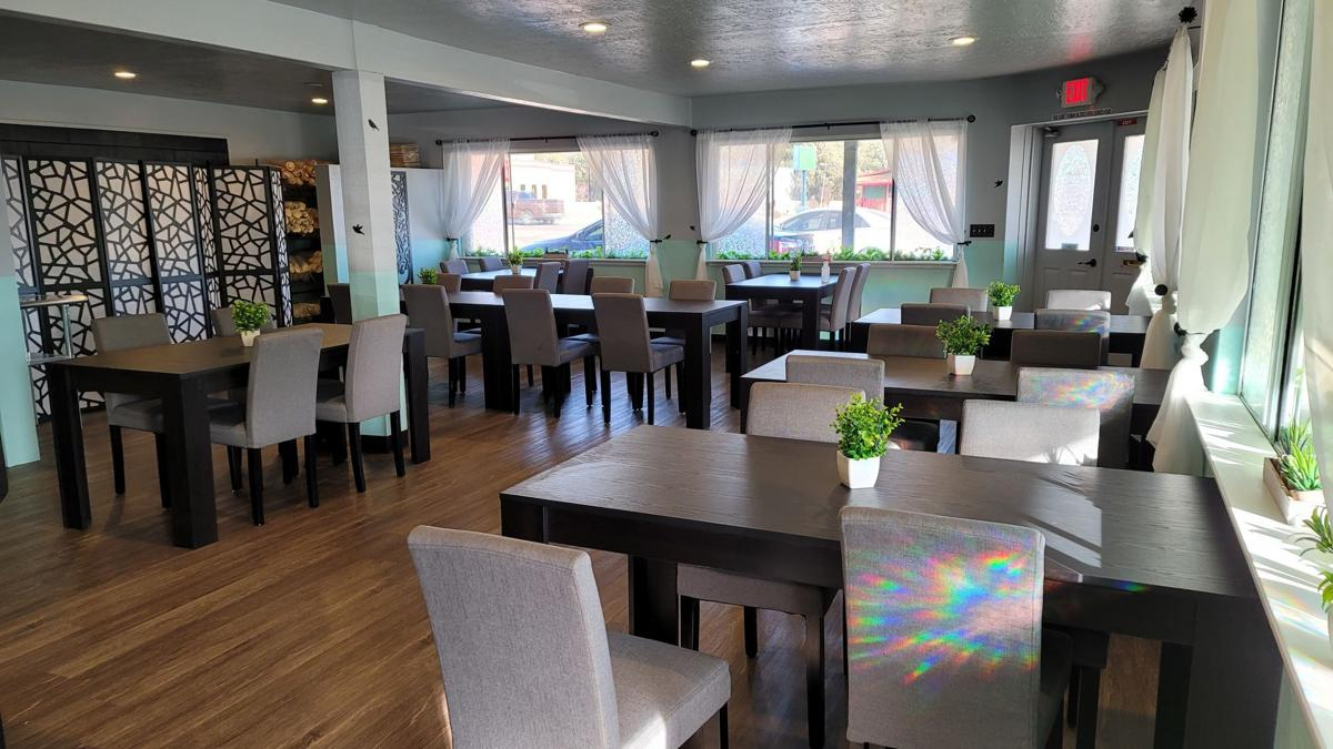 Delicious Cafe Interior