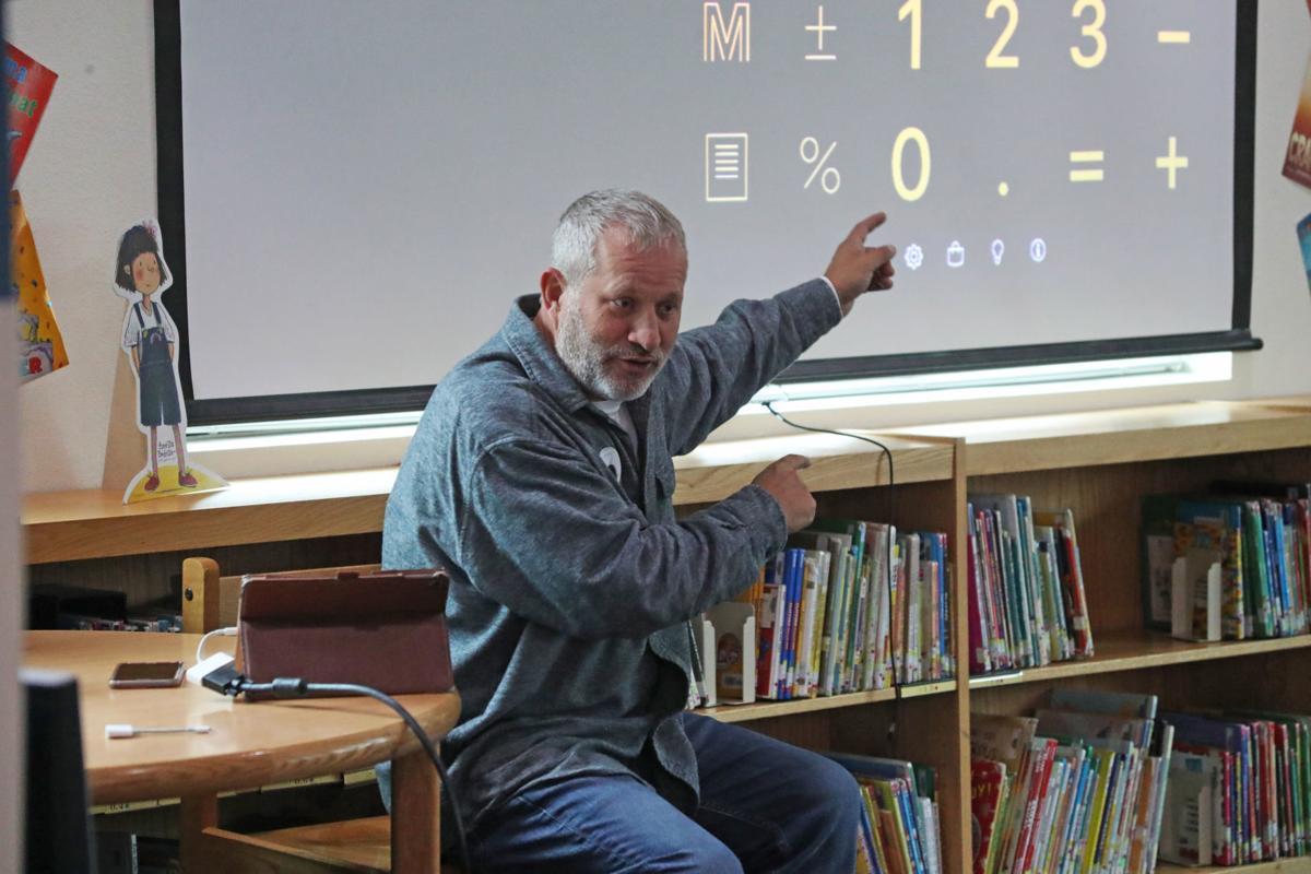 The Human Calculator Scott Flansburg
