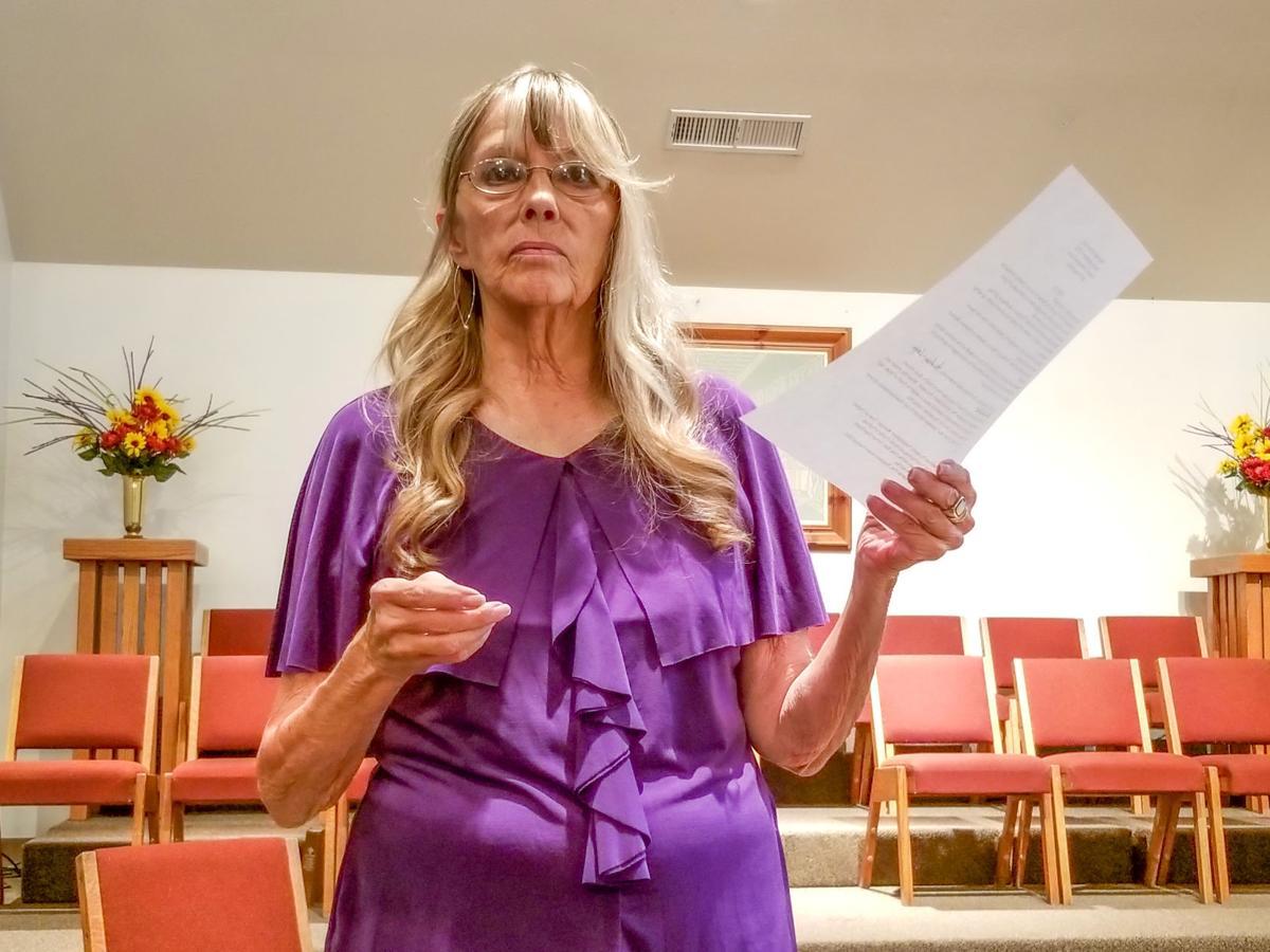 Minette Hart led the September Main Street Merchants Guild Meeting