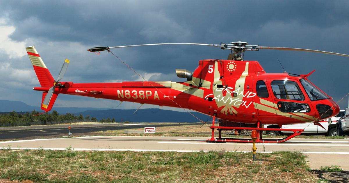 A Star Helicopter