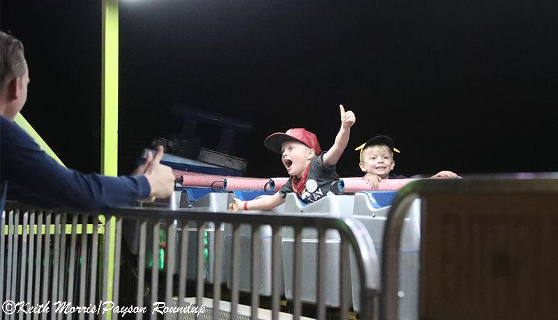 Fair-Rollercoaster Riders w800pix