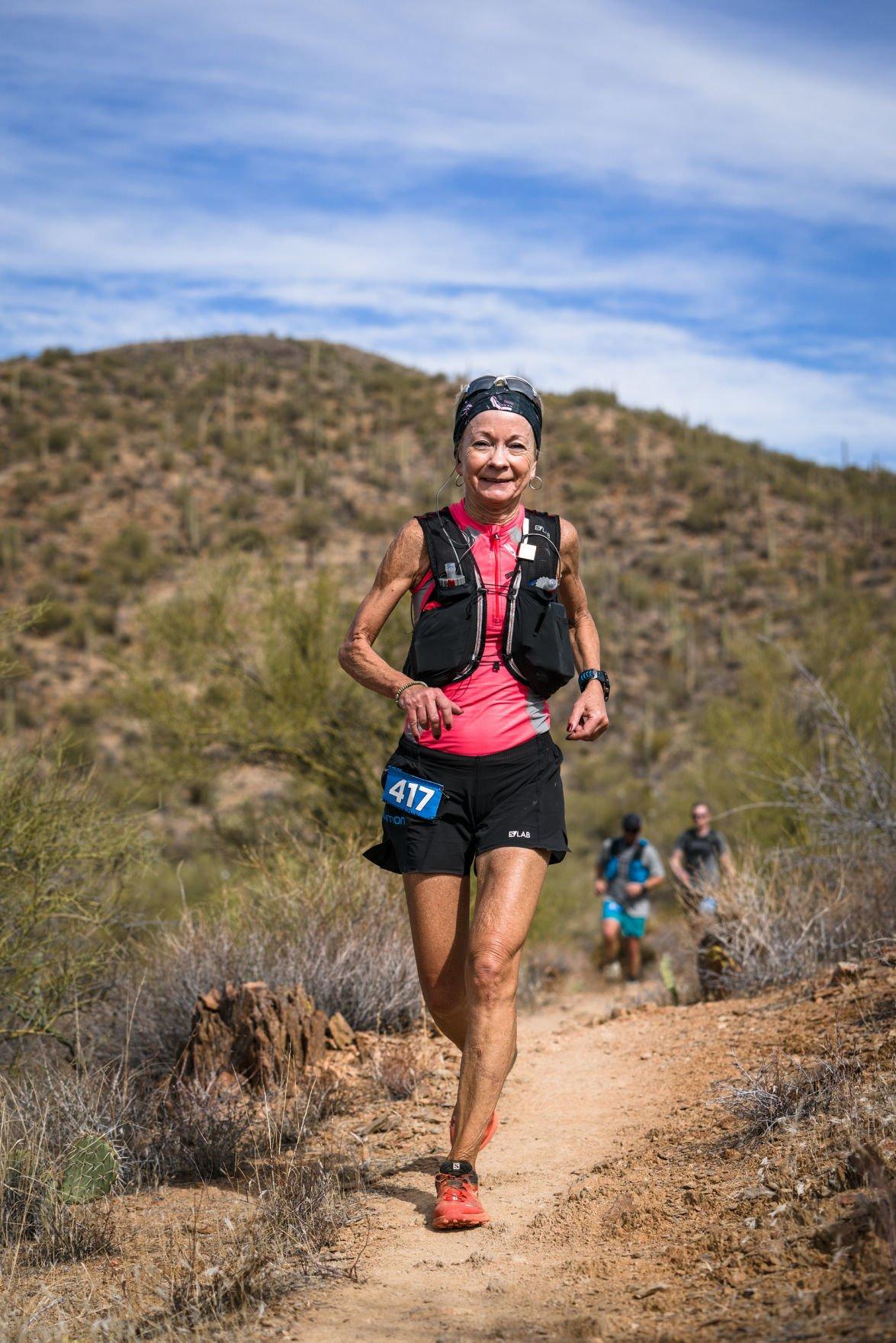 Rim Runners Margaret de Hesse Professional Photo