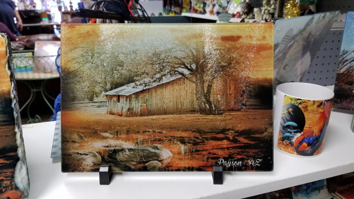 Rim Country Photo Gifts Cutting Board