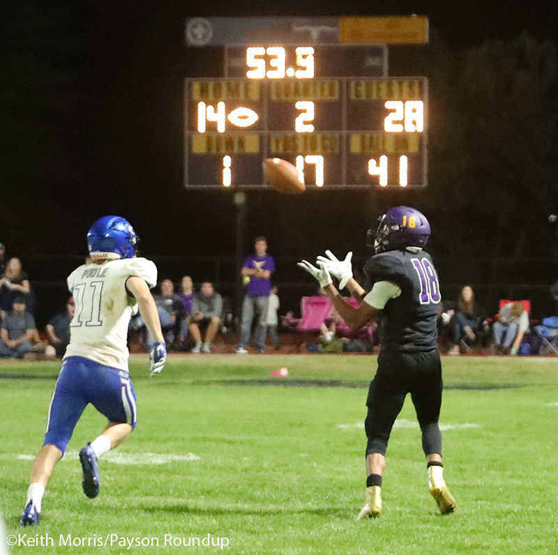 Football v FH Jesse Conway TD Catch