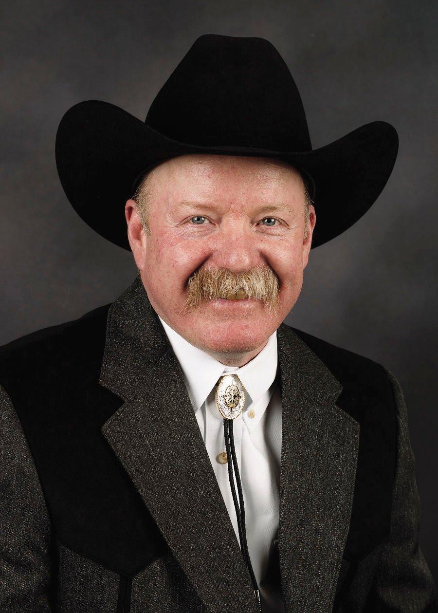 Woody Cline head shot