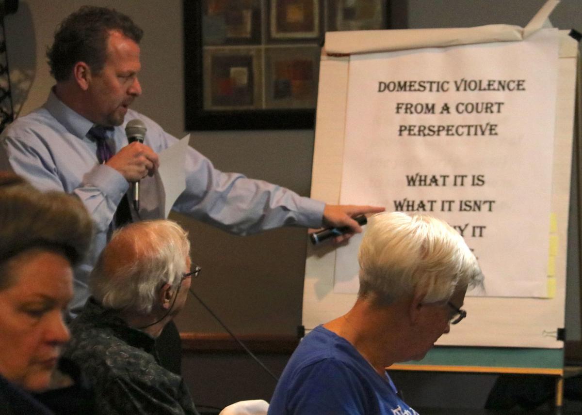 Payson Gila County Courts Domestic Violence