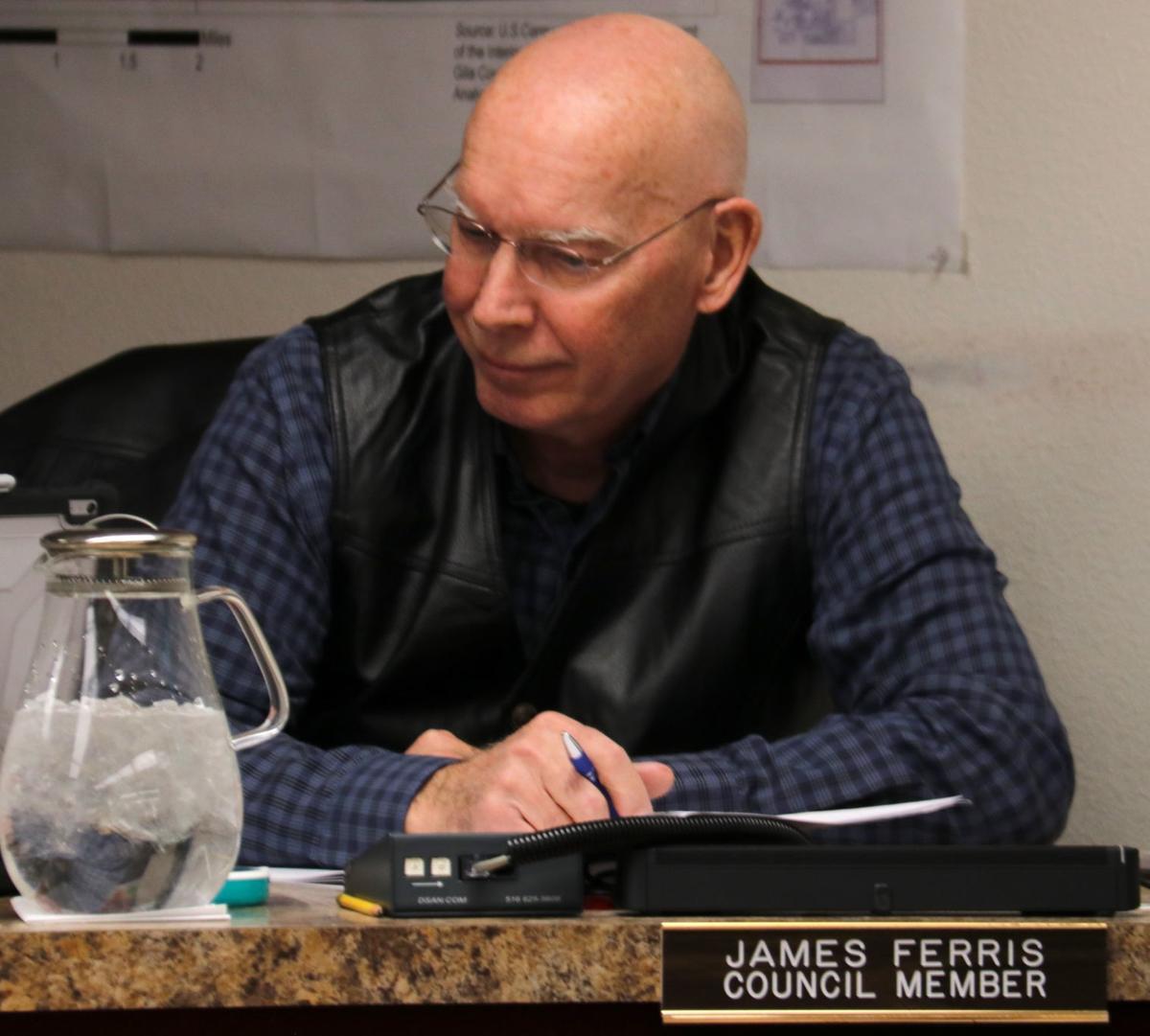 Jim Ferris Feb. 4 meeting