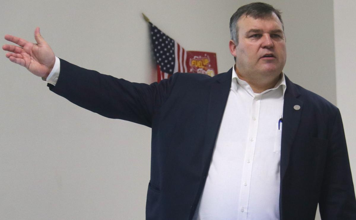 David Eversten of Municipal Solutions