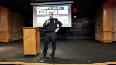 Payson Police Chief