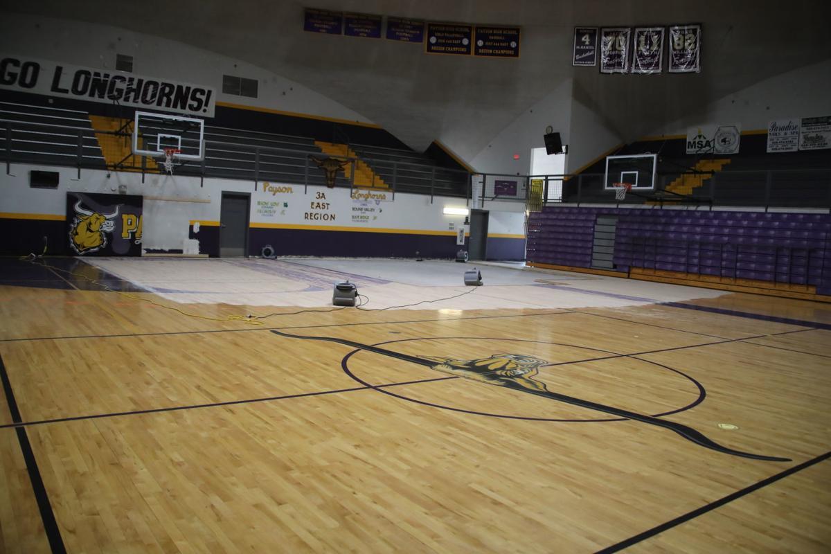 Dome Floor Repair