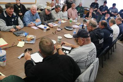 Tommie Martin Fire Meeting 2019