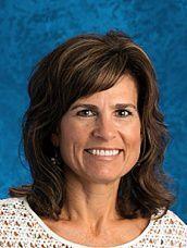 Linda Gibson, PCS principal