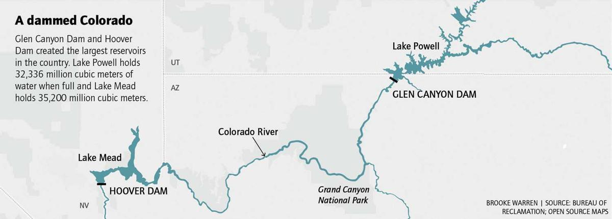 Down with the Glen Canyon Dam? | Environment | paysonroundup com