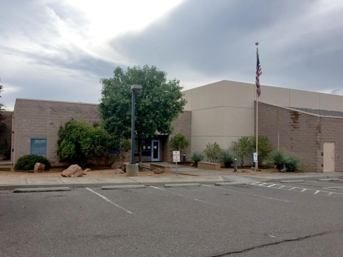 Arizona gila county pine - Juvenile Detention Facility Gila County
