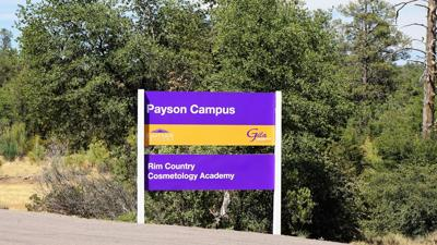 EAC Payson sign