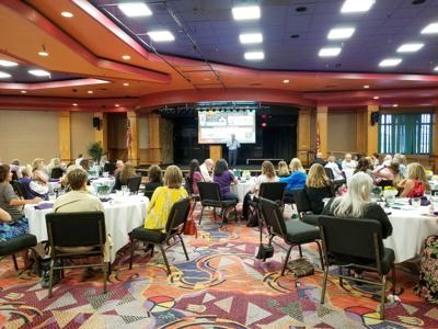 Chamber luncheon August 6