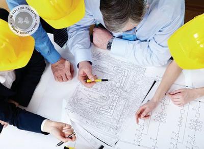 Contractor meeting