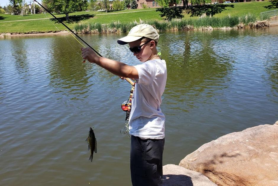 Now is the time for great fishing at the Green Valley Lakes | Payson