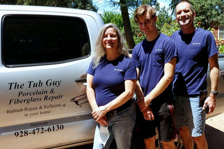 Tub Guy Family