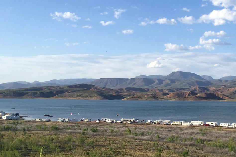 Fire Danger Closes Popular Roosevelt Lake Campground
