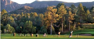 Rim Club golf course