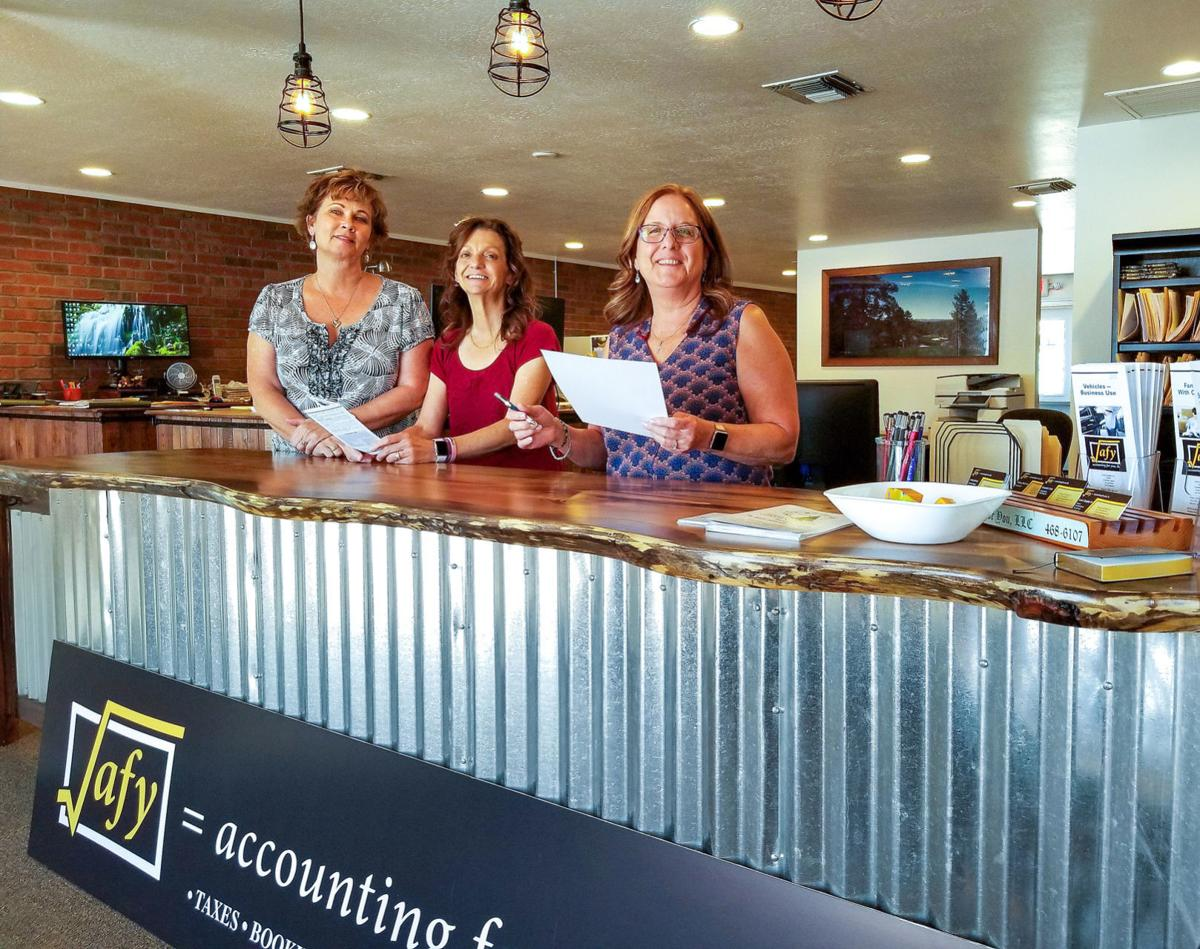 Accounting For You Moves To W Main Street Business Paysonroundup Com