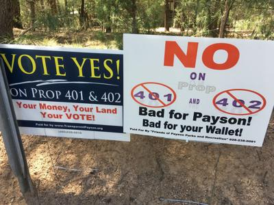 Residents pass Propositions 401, 402 by 60 percent