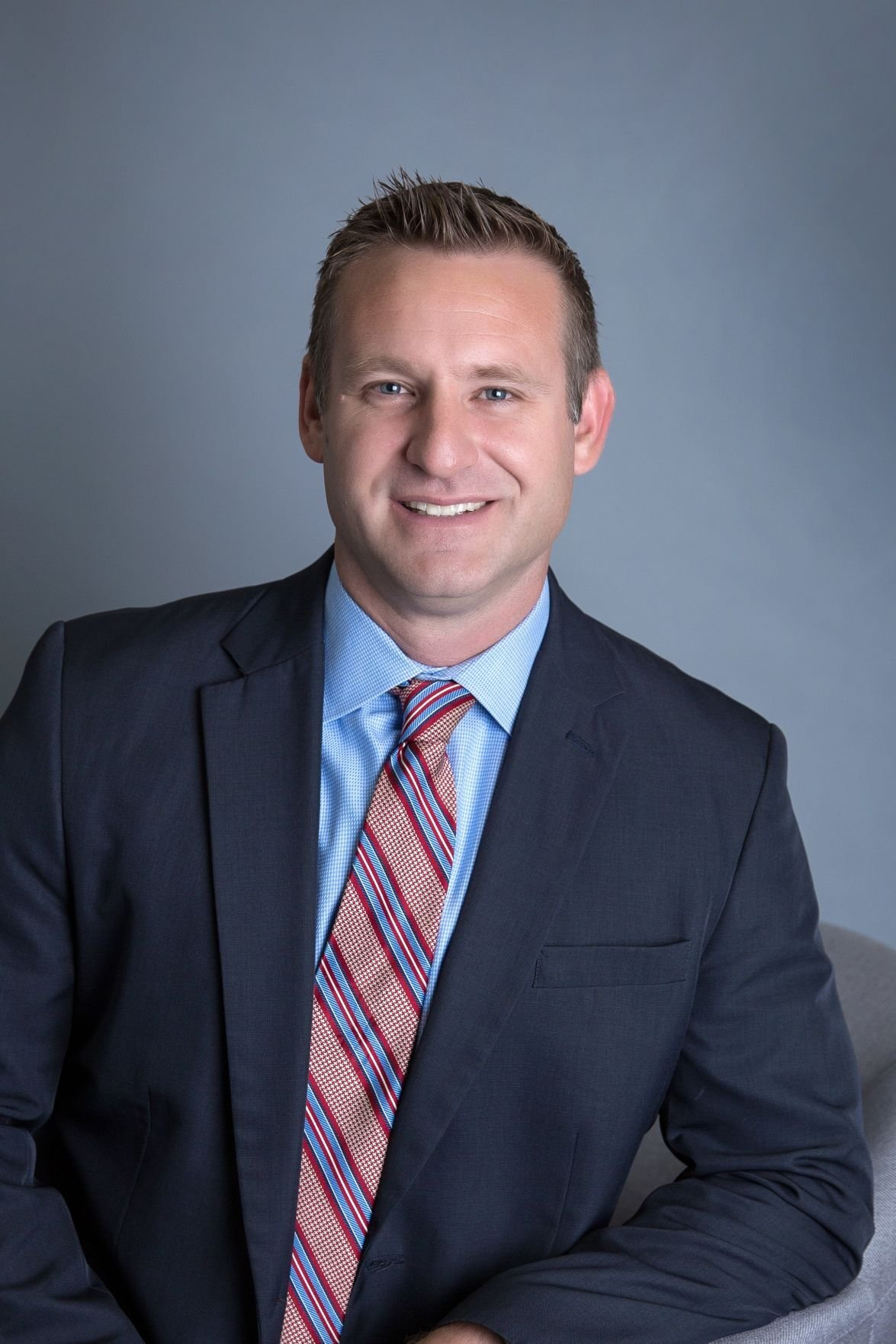 Justin Pierce head shot town of payson contract attorney