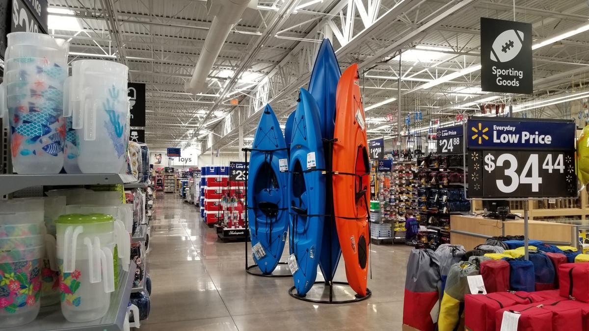 Payson Walmart undergoing remodel | News | paysonroundup com