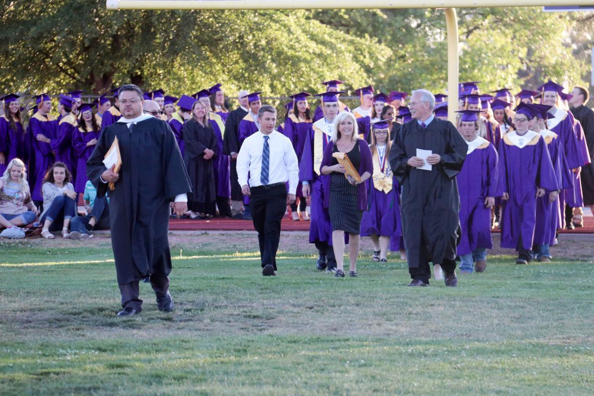 Payson High School graduates 148 students | Education