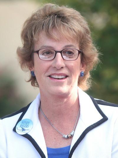 State Sen. Wendy Rogers