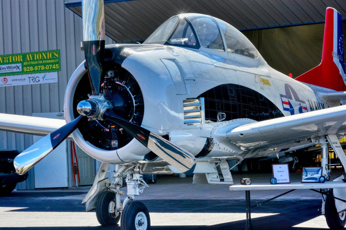 Payson Airport Open House promises return of much loved