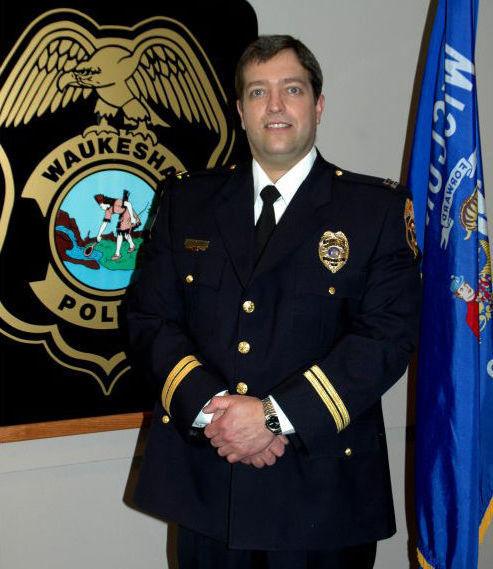 New Payson Police Chief Ronald J. Tischer
