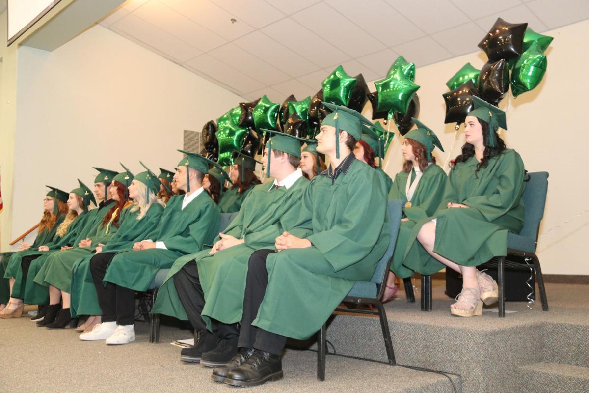 2017 PCS graduation