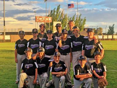 Little League 11-12 Baseball All-Stars Team Photo Contributed