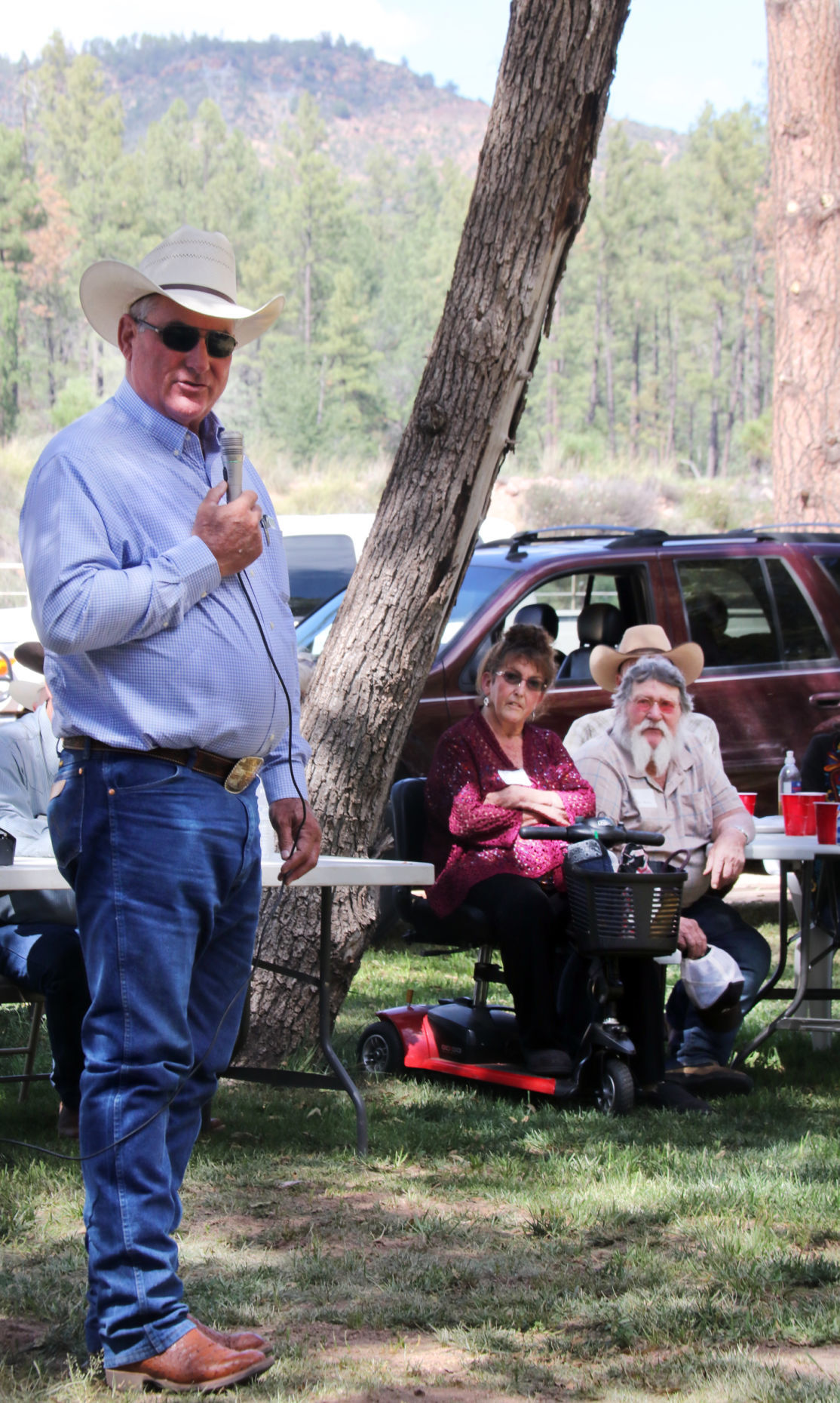 Gila County Cattle Grower's Association Meeting