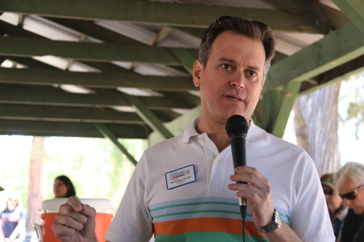 Mark Gordon, candidate for Secretary of State