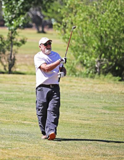 Mike Anderson Golfing 2017