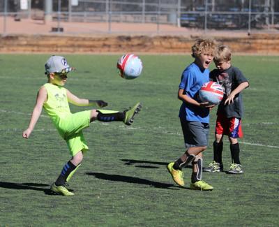 International Soccer Camp 2018