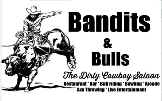Bandits and Bulls logo
