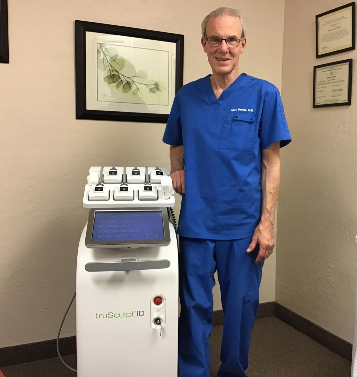New Leaf Mark Meyers and TruSulpt Machine contributed