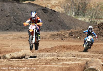 AZOP 2019 Payson Grand Prix Motorcycle Jump