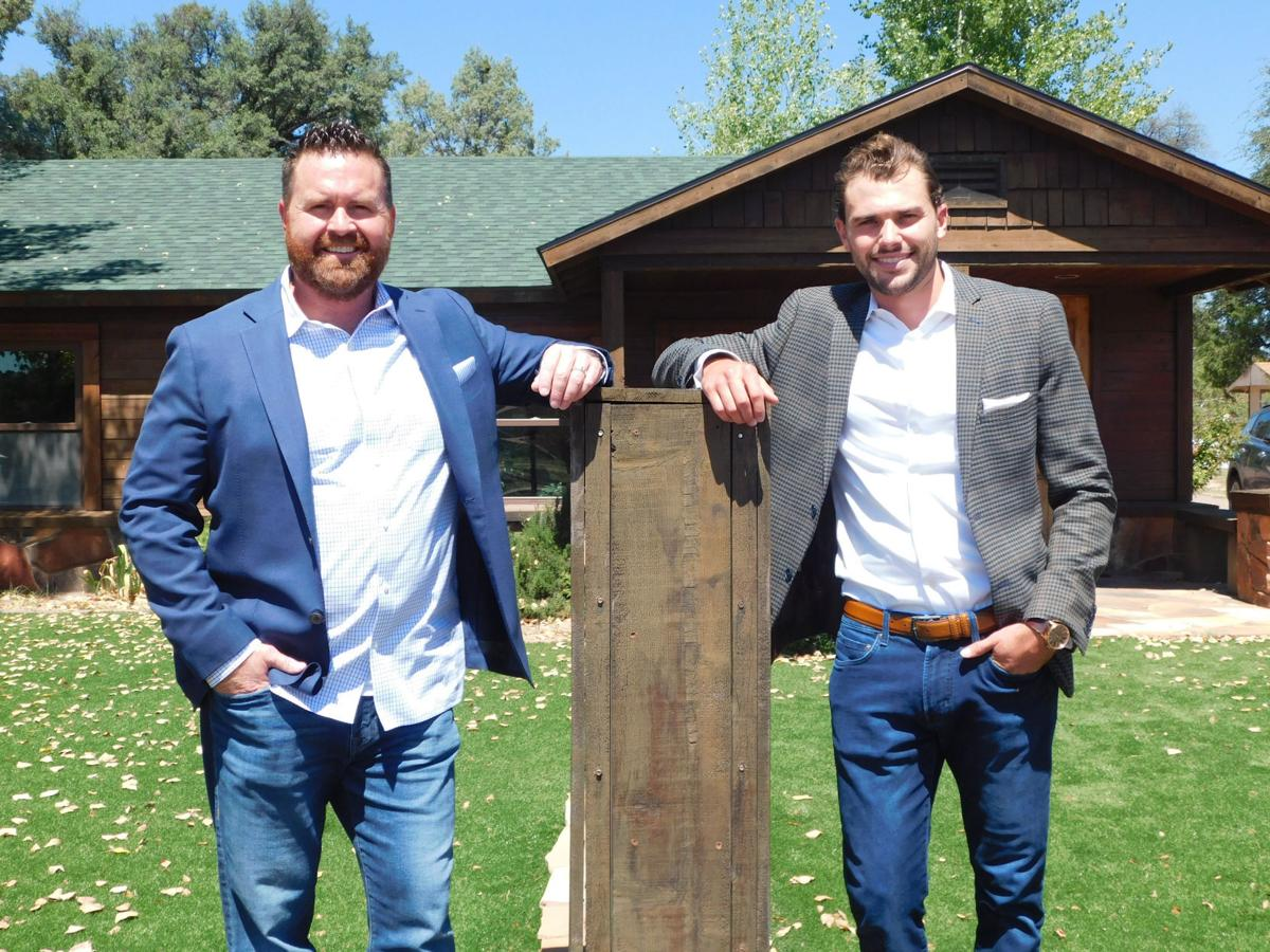 Wilde West Management Group-Trevor Wilde And New Payson Resident Michael W. Obernauf