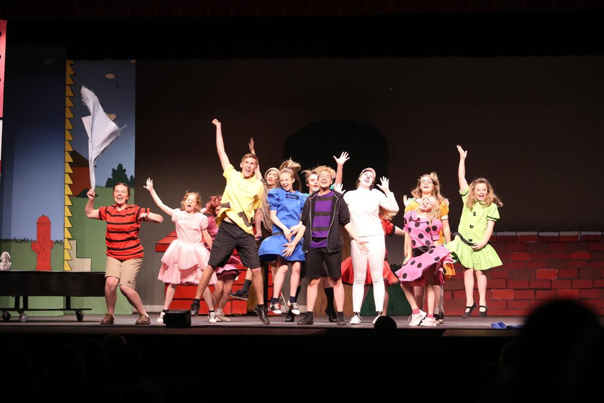 Payson High School students shine in