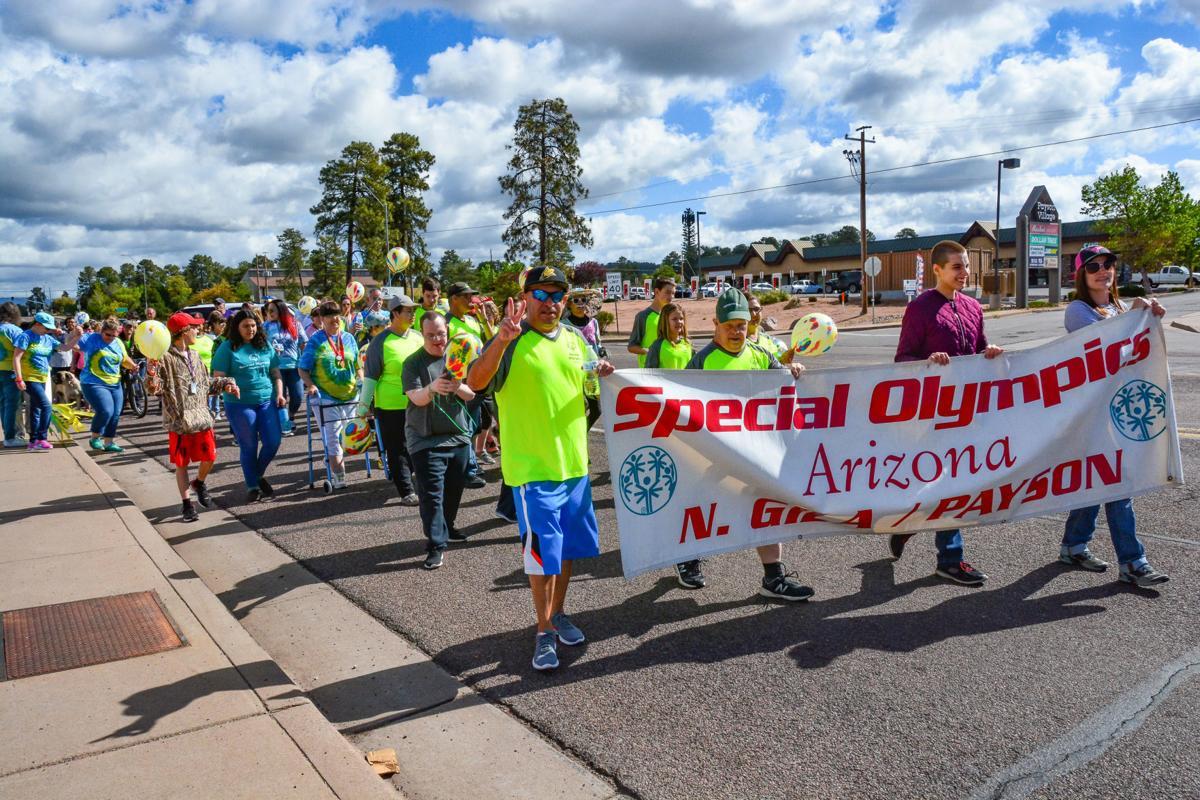 Special Olympics Torch Run 2019