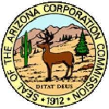 Arizona Corporation Commission logo