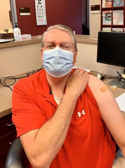 Schouten COVID vaccine