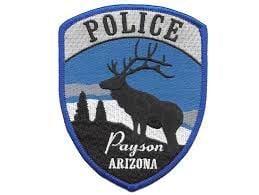 Payson Police Logo