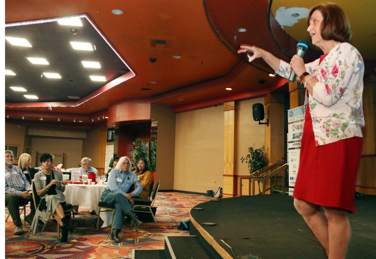 Arizona Association of Economic Development AAED Joyce Grossman
